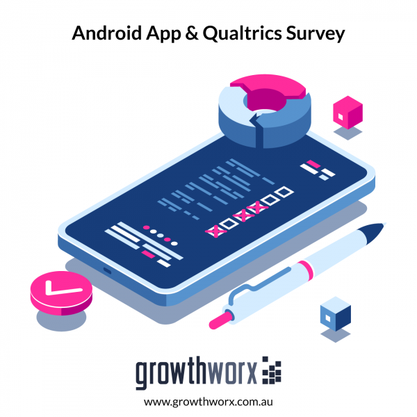 Create an Android App and Qualtrics Survey 1