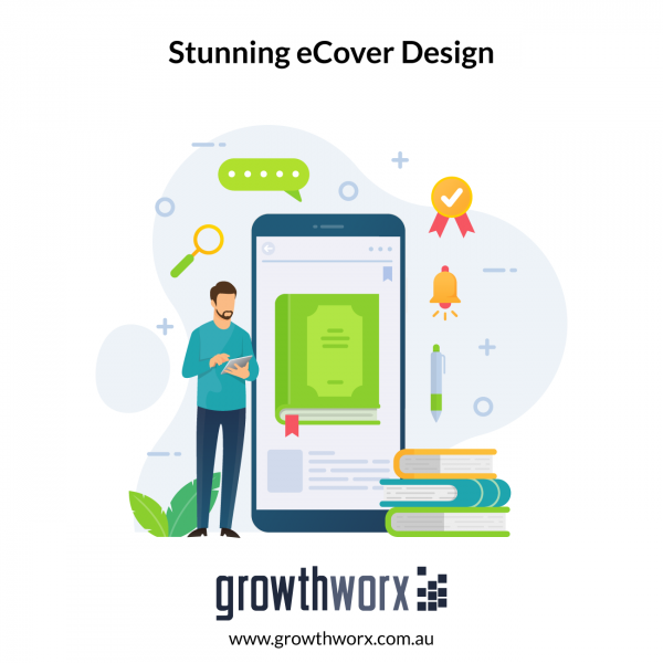 Design One Stunning eCover of ebook 1