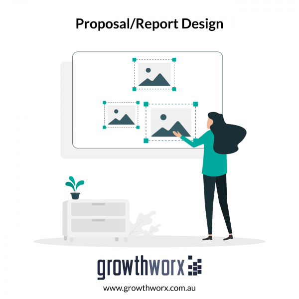 Design Up to 6 pages proposal/report in pdf. Cover included. 1