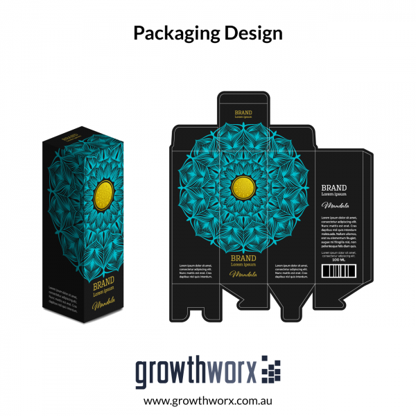 Design highly professional print ready PDF & source file Ai for cosmetic packaging 1