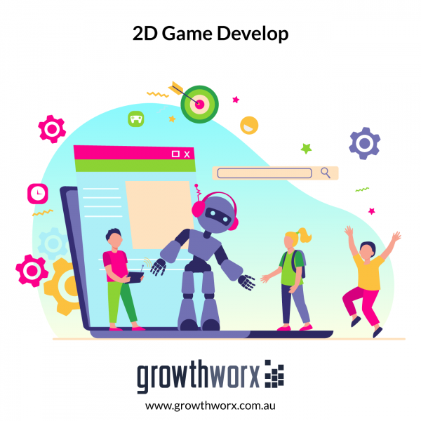 Develop a 2D game in Unity with up to 5 levels and 5 plugins 1