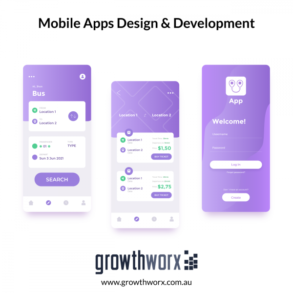 Develop a Native or Hybrid mobile app with up to 5 screens for Android 1