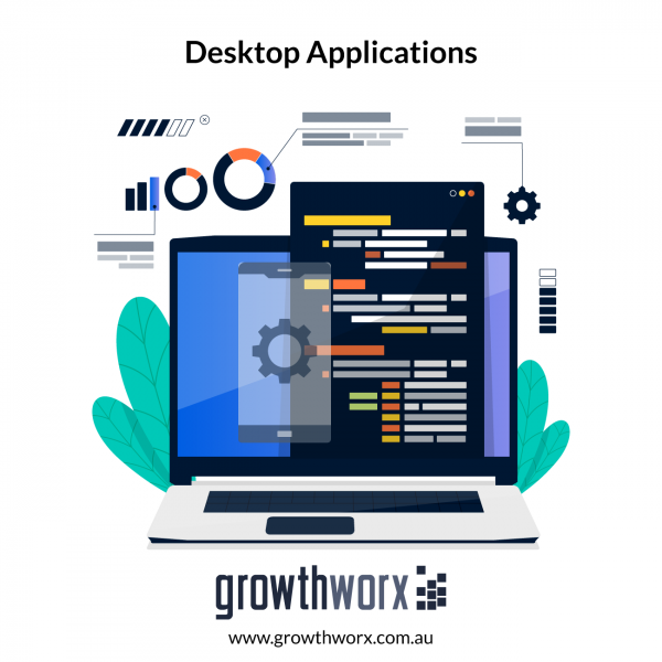 Develop a simple application on one platform - either Web, Windows, Linux or Mac 1