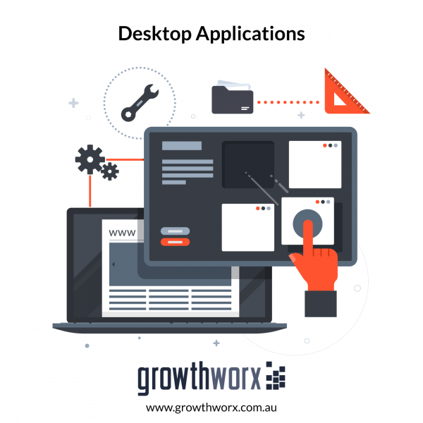 Develop an app with 5 customized complex pages  on one platform - either Web, Windows, Linux or Mac 1