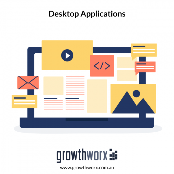 Develop an application with 3 - 4 custom feature pages on one platform - etiher Web, Windows, Linux or Mac 1