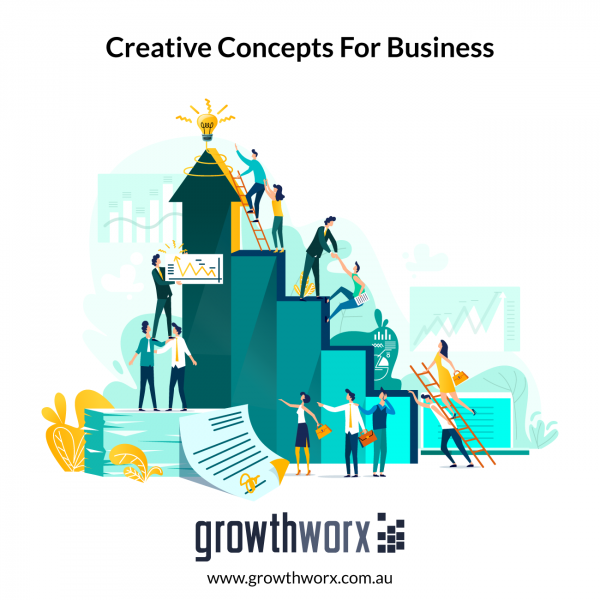 Develop creative concepts for your business, brand or campaign 1