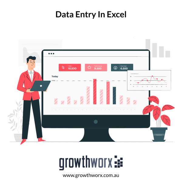 Do 5 Hours of Data Entry in Excel 1