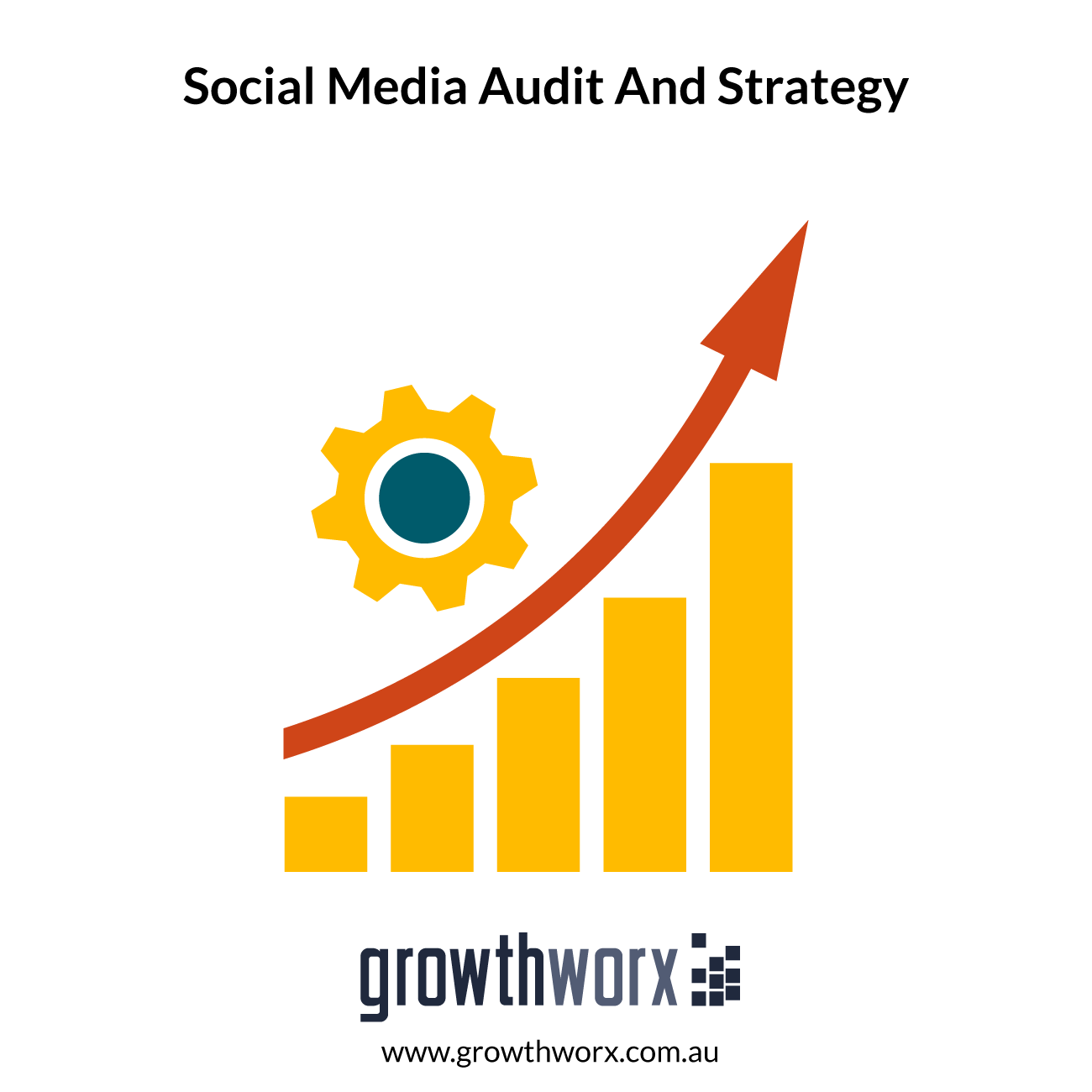 Do a social media audit and create a social media strategy and plan for your brand or business 1