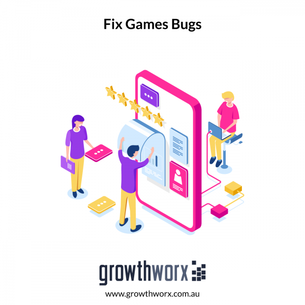 Fix Unity games bugs and crashes on your source code, provide the final Demo Apk and updated source code 1