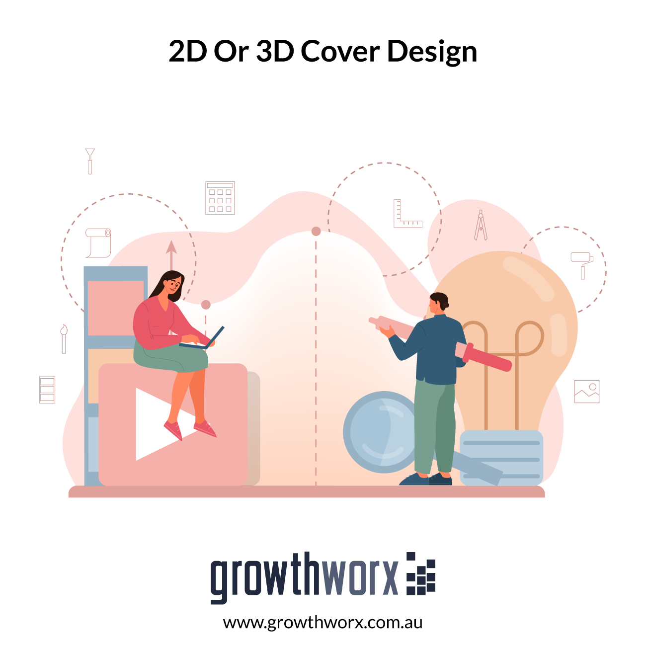 Get Flat 2D or 3D cover Design for Ebook or DVD CD or any such 3D single product 1