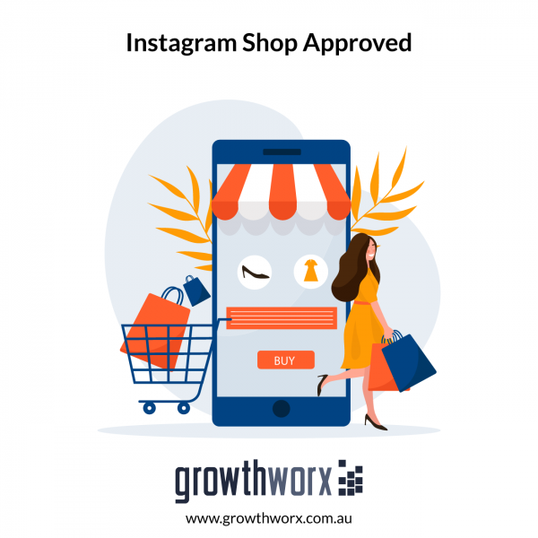 Help you get your Instagram shop approved 1