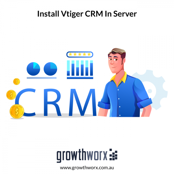 Install Vtiger CRM in your server 1