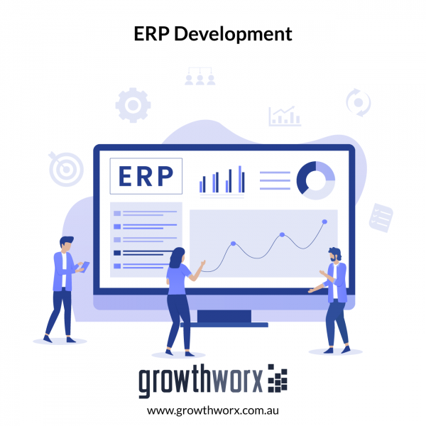 Install an ERP with POS, accounting, stock tracking and inventory management - for one business with multiple branches and multiple cashiers, manager, sales manager, and with roles permission 1