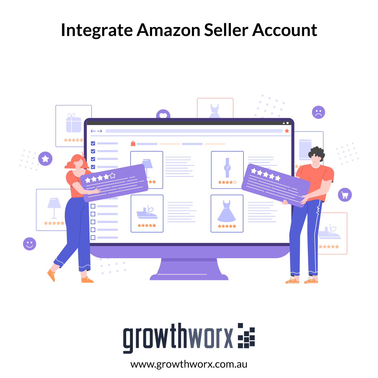 Integrate Amazon Seller Account with MWS API, Fetch Orders & Generate Reports 1