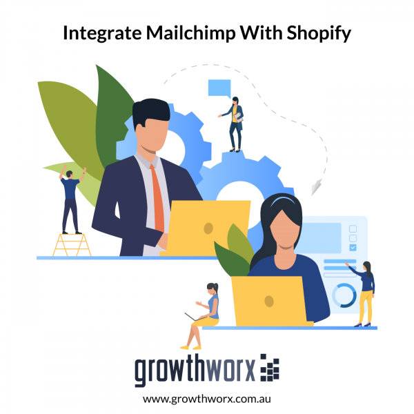Integrate Mailchimp with Shopify, create Shopify pop up registration and automated welcome email, plus 3 abandoned cart email series or Shopify Mailchimp automation 1