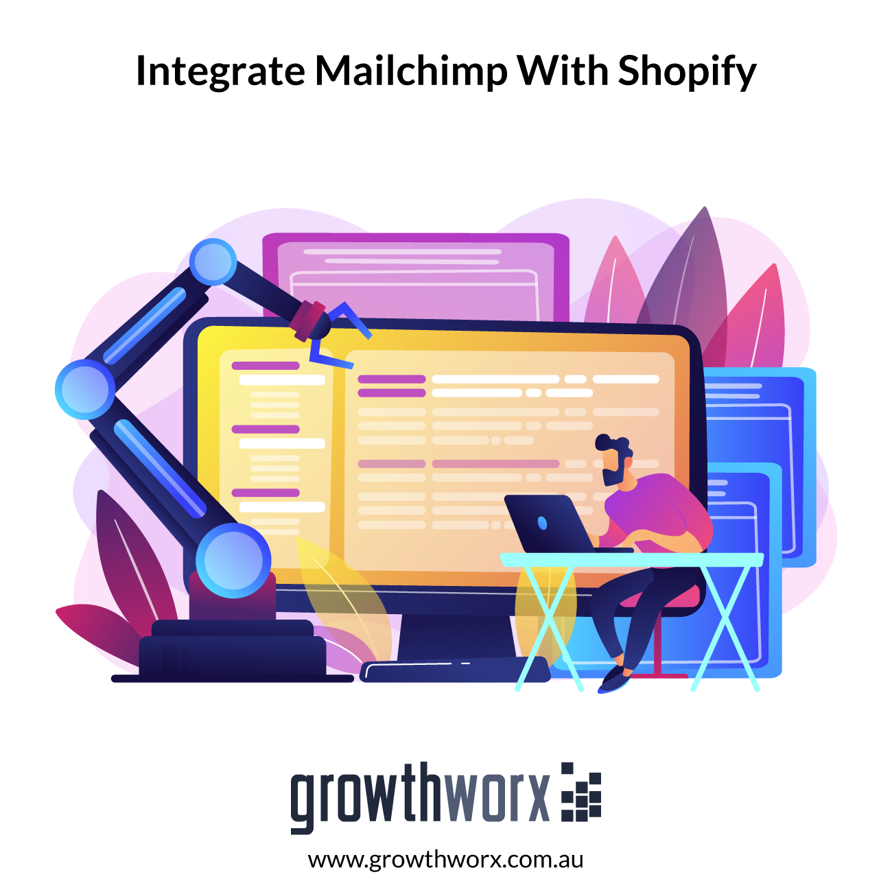 Integrate Mailchimp with Shopify, create Shopify pop up registration and automated welcome email 1