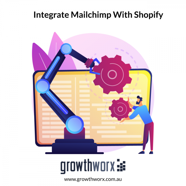 Integrate Mailchimp with Shopify for complete Shopify Mailchimp automation 1