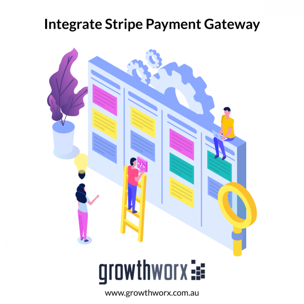 Integrate Stripe Payment Gateway to Your Website - Simple Card Charge Option 1