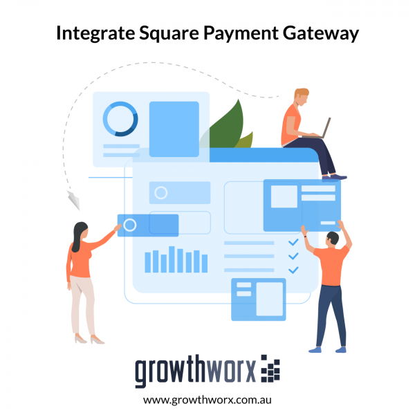 Integrate a Square secure payment gateway to your website to take either a one-off payment or recurring payment 1