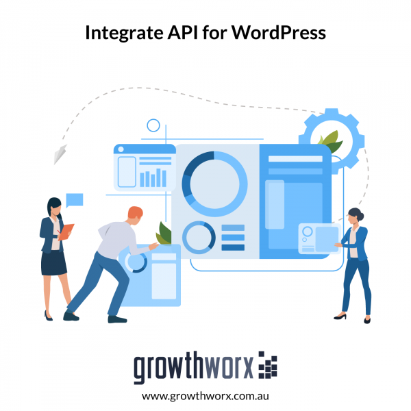 Integrate an API for your Wordpress website 1