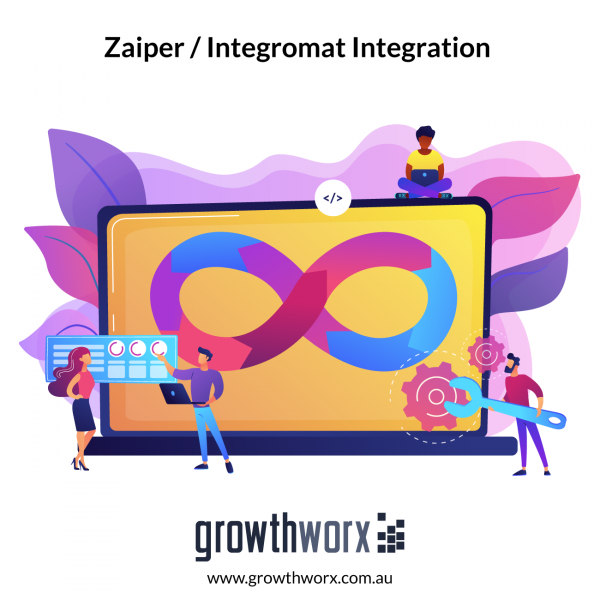 Set up API integration for your website using Zapier or Integromat and automate the whole process 1