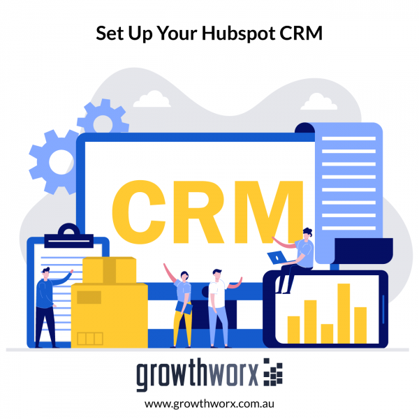 Set up your Hubspot CRM - includes complex configurations, forms, templates, documentation, sales automation and workflows 1