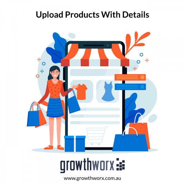 Upload 350 products with details into your Opencart website store 1
