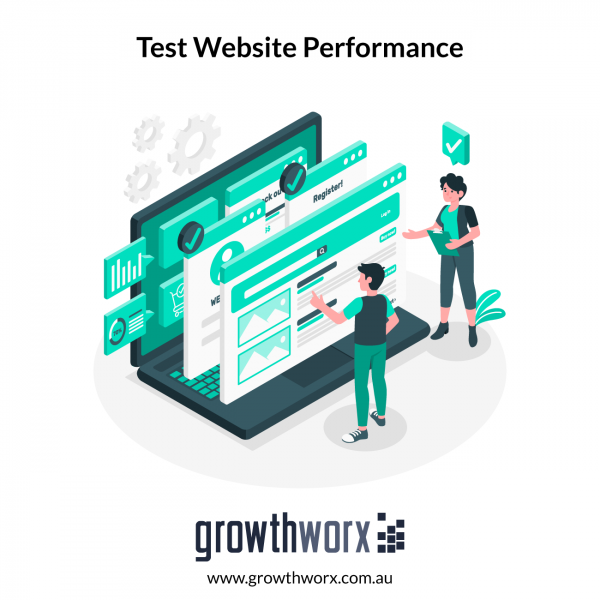 Write 20 to 30 test cases for you to test your website performance 1