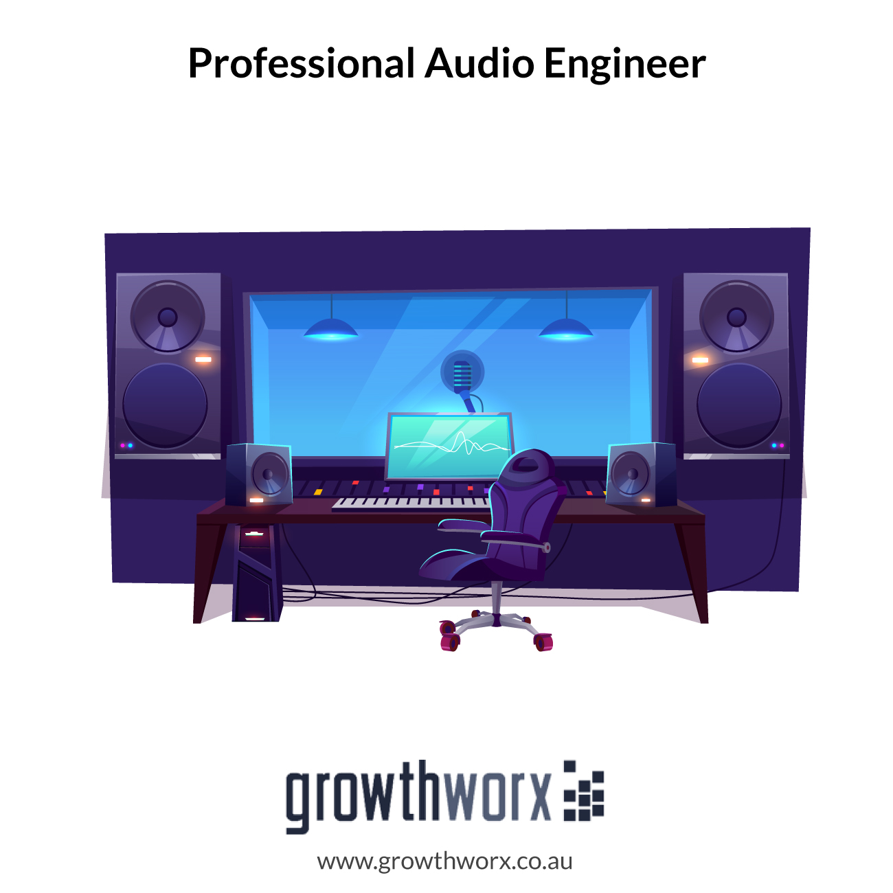 I will as a professional audio engineer mix and master your tracks 1
