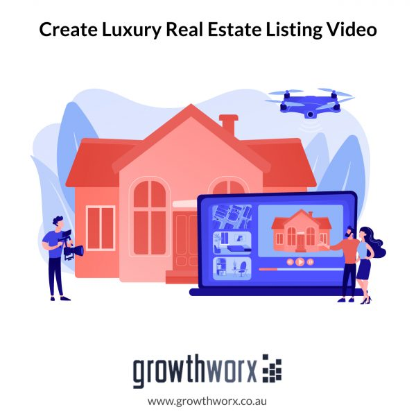 Create a luxury real estate listing video with 10 images 1