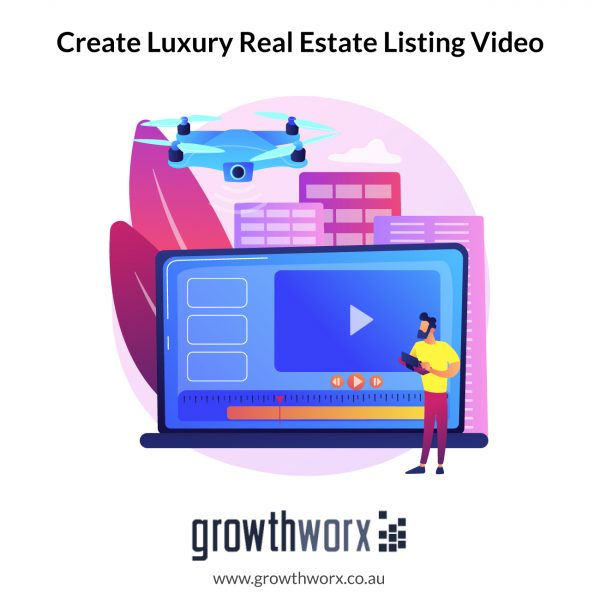 Create a luxury real estate listing video with 15 images 1