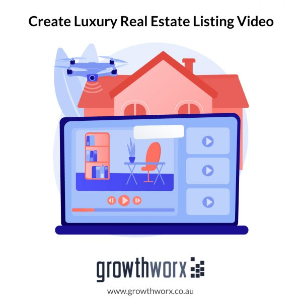 Create a luxury real estate listing video with 20 images 1