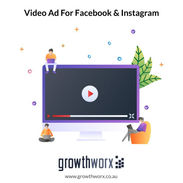 Create product video ad for facebook and instagram 1