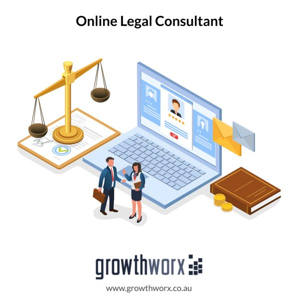 I will be your online legal consultant 1