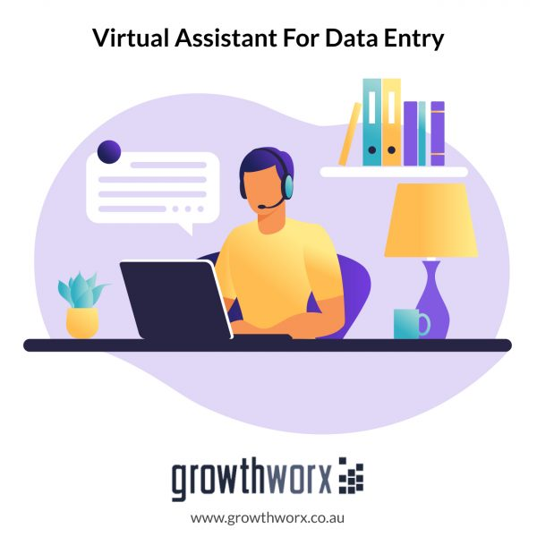 I will be your virtual assistant for data entry and web research 1
