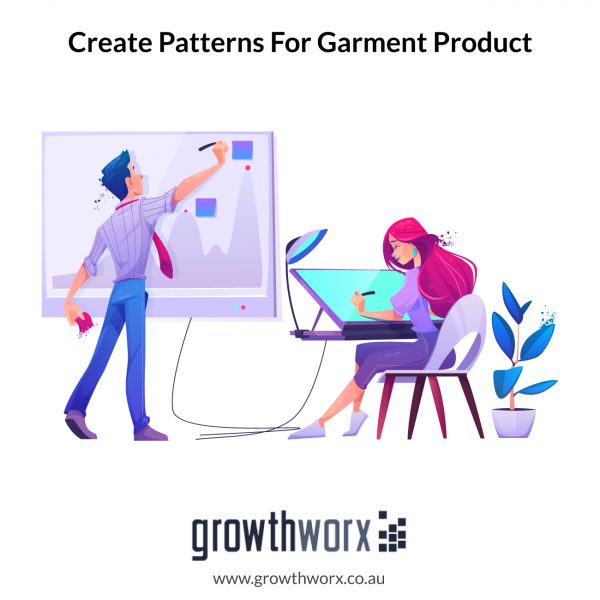 I will create patterns for any type of garment product as your design 1