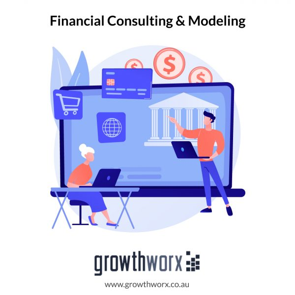 I will do financial consulting, financial forecasting and modeling 1