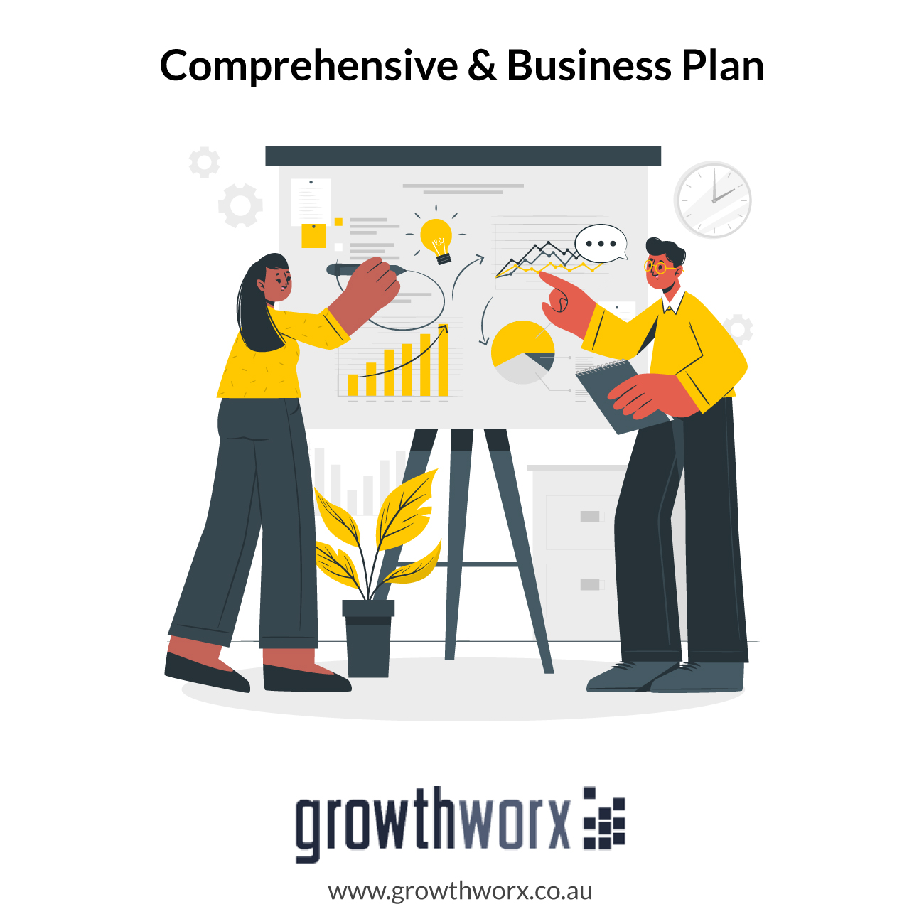I will do perfect, comprehensive and complete business plan 1
