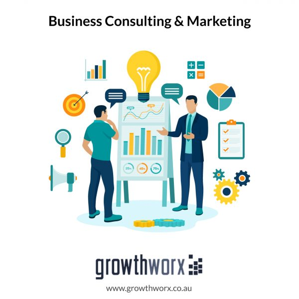 I will do strategic business consulting and marketing expertise 1