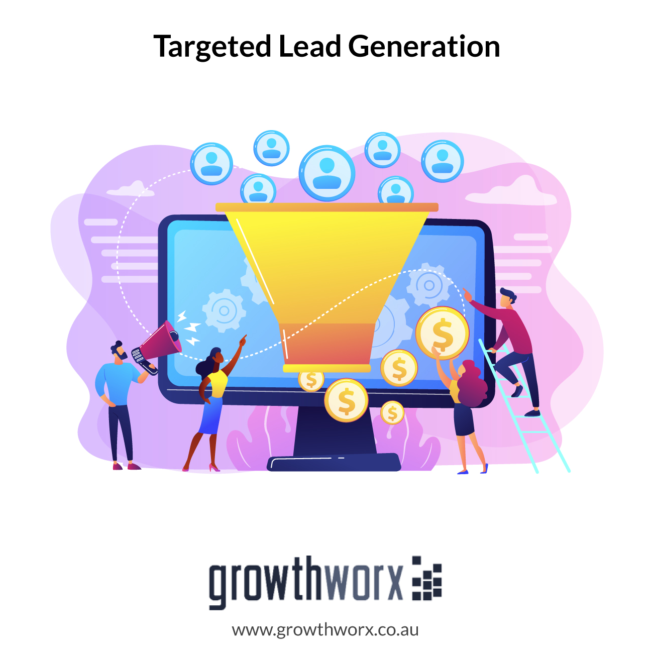 I will do targeted lead generation 1