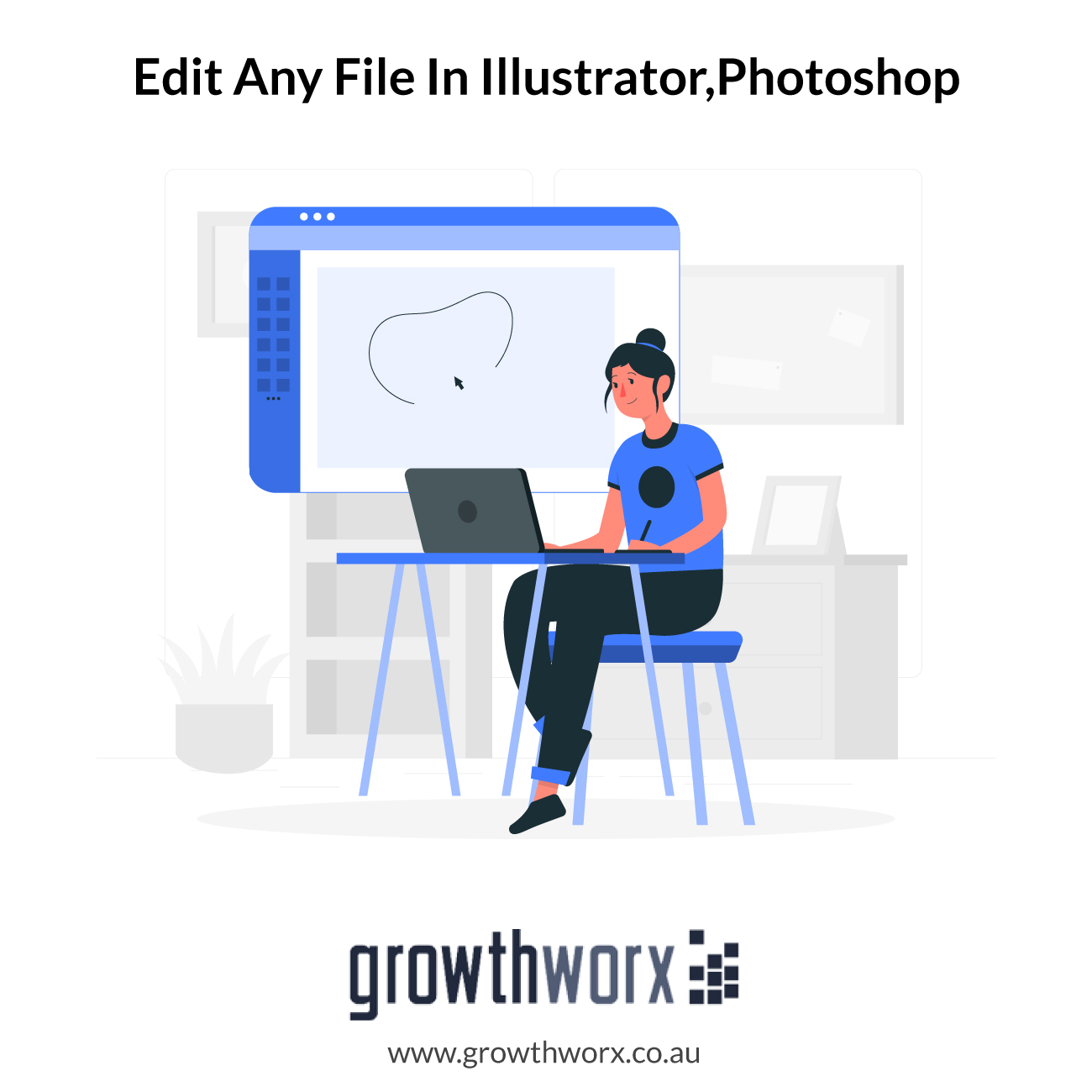 I will edit any file in illustrator,photoshop and indesign 1