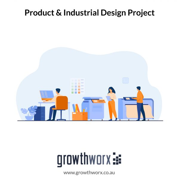I will manage your product and industrial design project 1