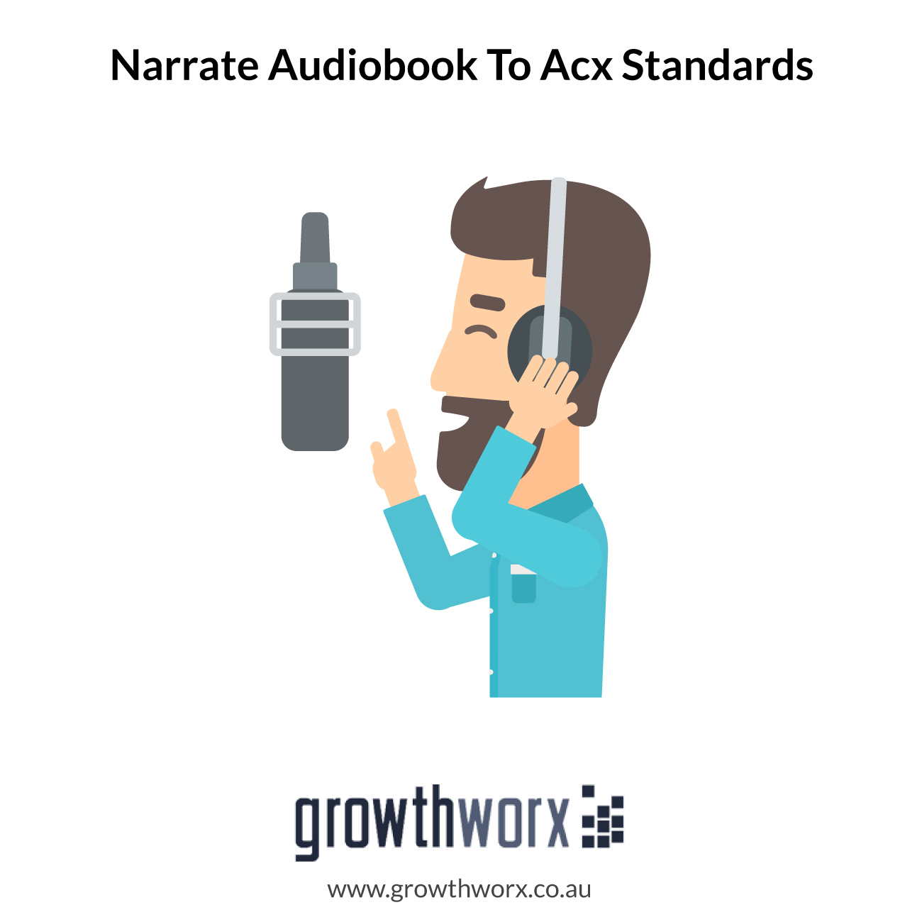 I will narrate an audiobook to acx standards in an american male voice 1