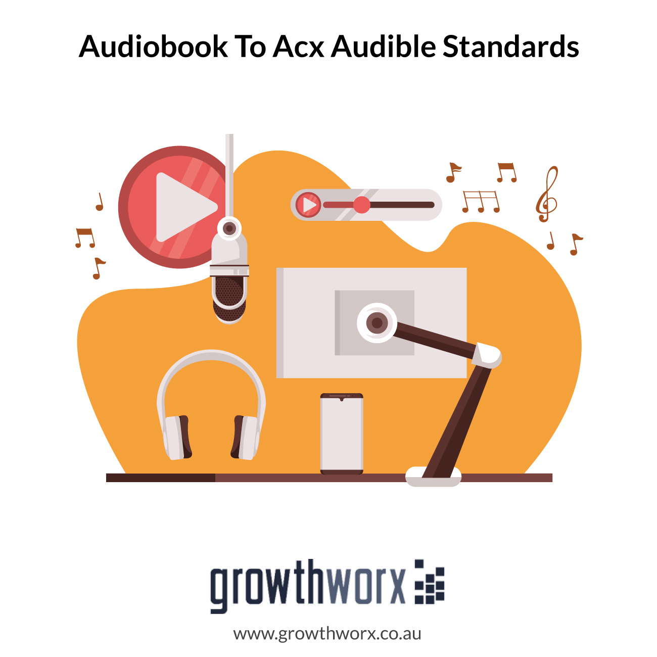 We will narrate your audio book, audiobook to acx audible standards 1