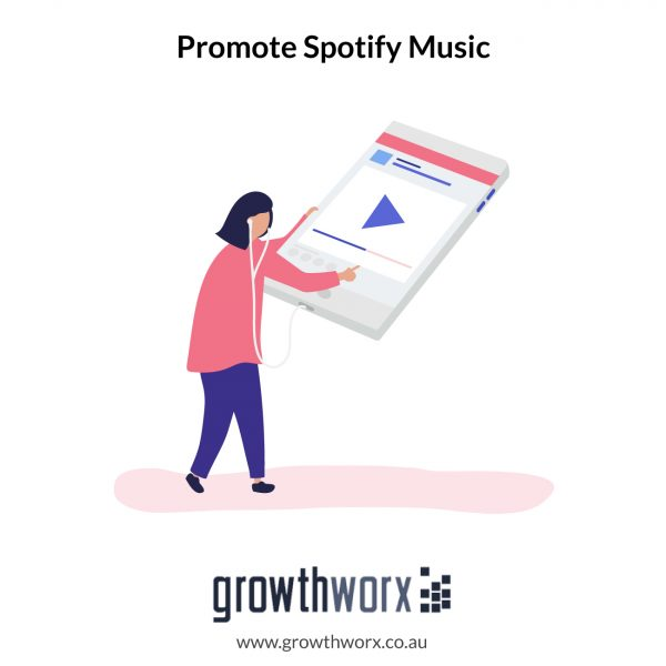 I will promote your spotify music and make it viral 1