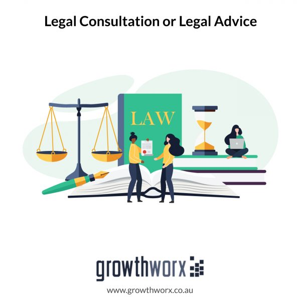 I will provide legal consultation or legal advice on legal areas 1