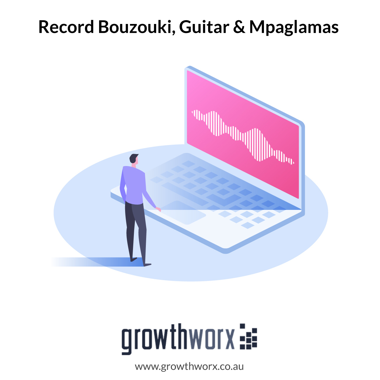 I will record bouzouki,guitar and mpaglamas with superior sound 1
