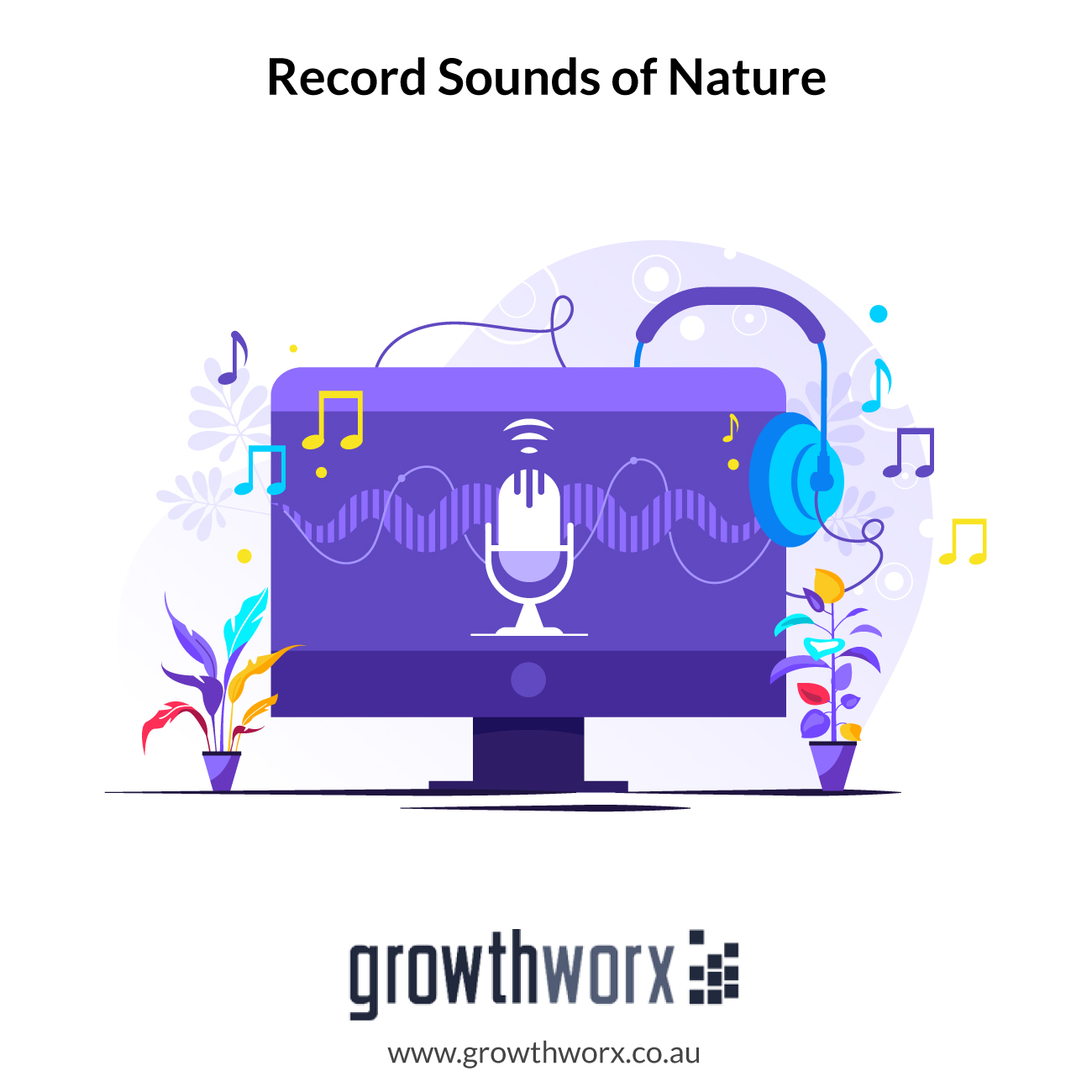 I will record for you sounds of nature 1