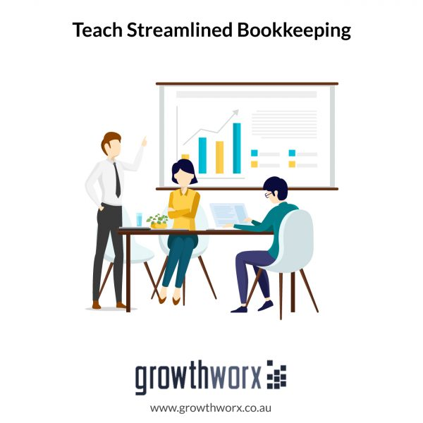 I will teach streamlined bookkeeping in xero and wave accounting 1