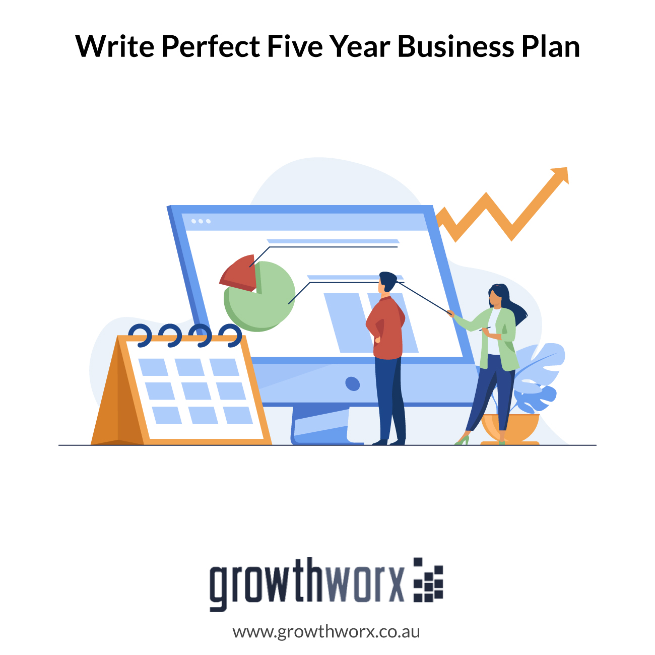 I will write a perfect five year business plan for you 1